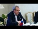 Валерий Фадеев на встрече с Зухаиром бин Али Азхаром в ОП РФ