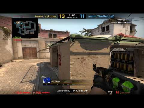 My clutch 1vs5 on FACEIT