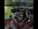 Ноги - базуки. 430 кг х 10 повторений