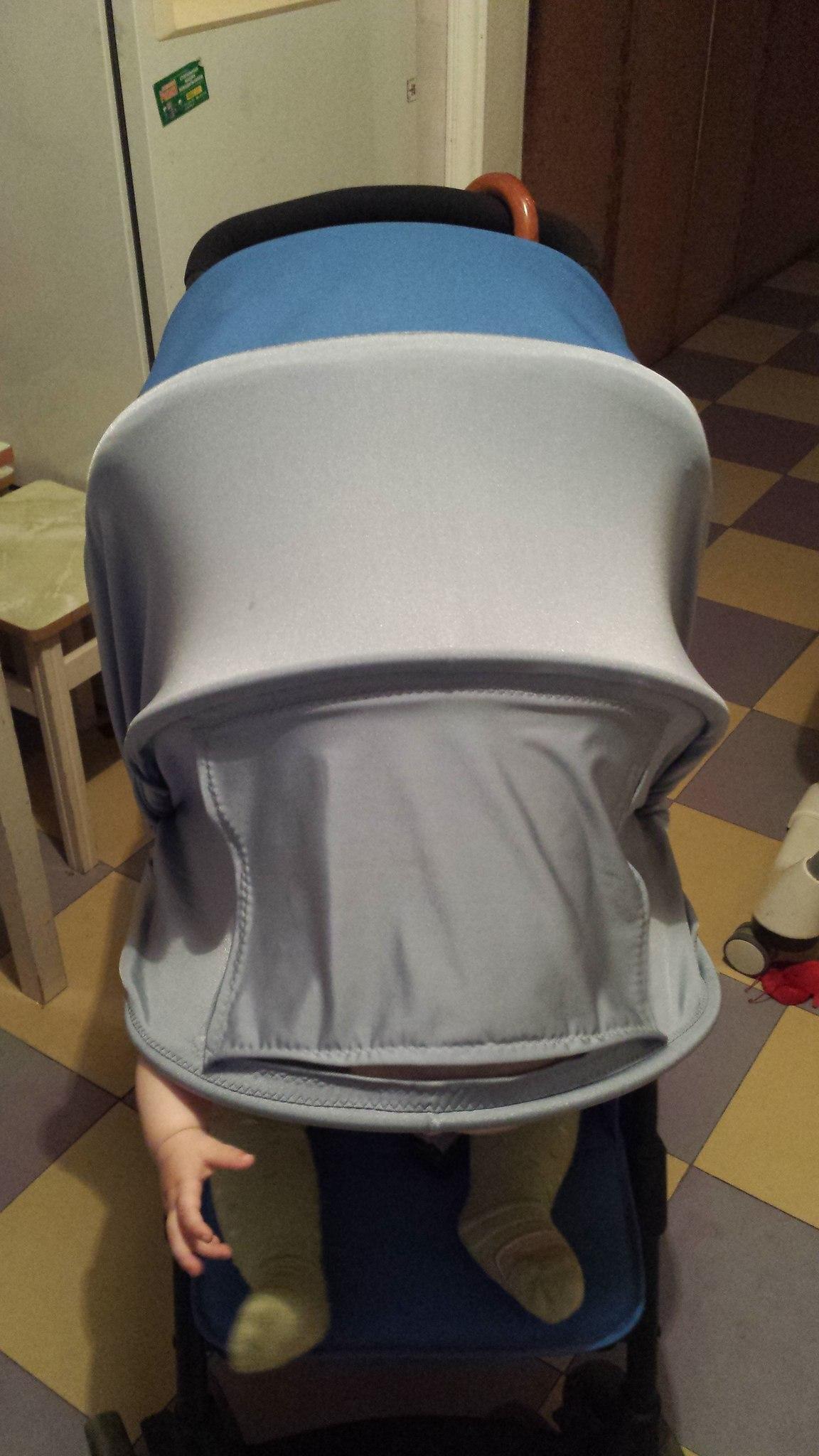 Как сшить капюшон на коляску своими руками 9