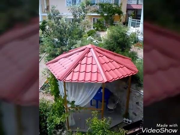 Крым, Алушта, Гостевой Дом Лавандина