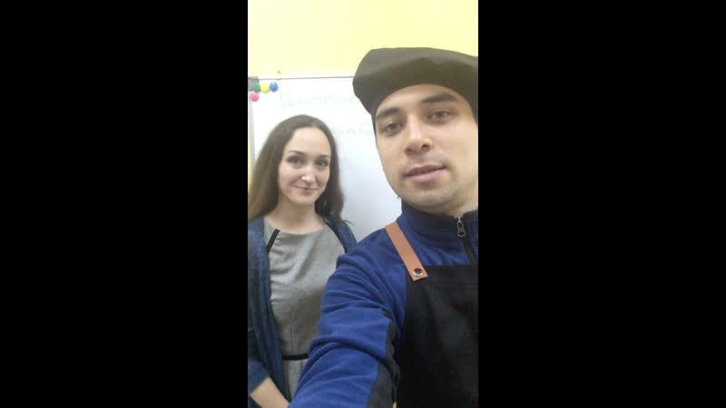 Батцель в гостях у vk.com/robin.good.center