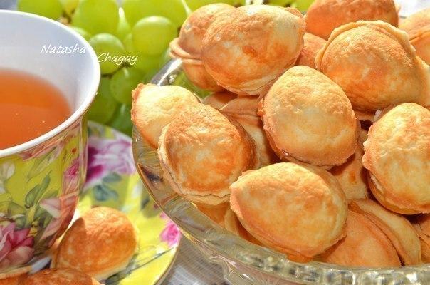 """Печенье """"орешки со сгущенкой"""" OL-h7lLslUc"""
