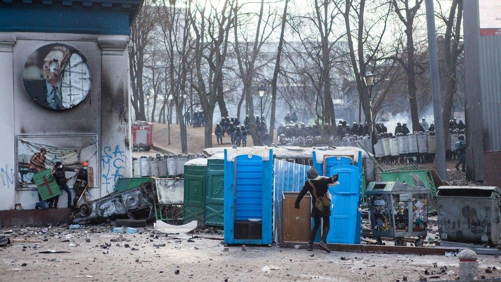 На Украине опять бунт UrkdchNL1iI