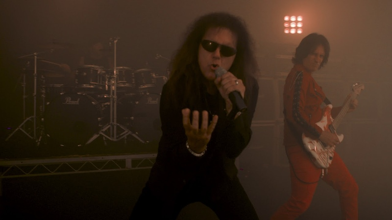 Impellitteri - Run For Your Life (Official Music Video)