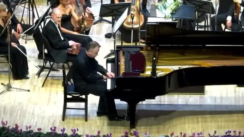 Mikhail Pletnev plays Mozart Fantasia c- moll