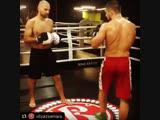 Со старшим Братом ,Александр Яковлев боец UFC