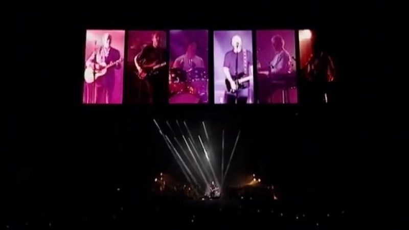 DAVID GILMOUR ▲ ROGER WATERS - Comfortably Numb (1)