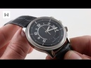 Pre-Owned Jaeger-LeCoultre AMVOX1 Alarm Q1908470 Luxury Watch Review