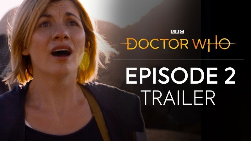 DOCTOR WHO 11x02 The Ghost Monument Promo [HD] Jodie Whittaker, Bradley Walsh