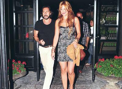Meryem Uzerli And Can Ates