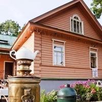 Логотип Гостевой дом «У Покровки». Псков