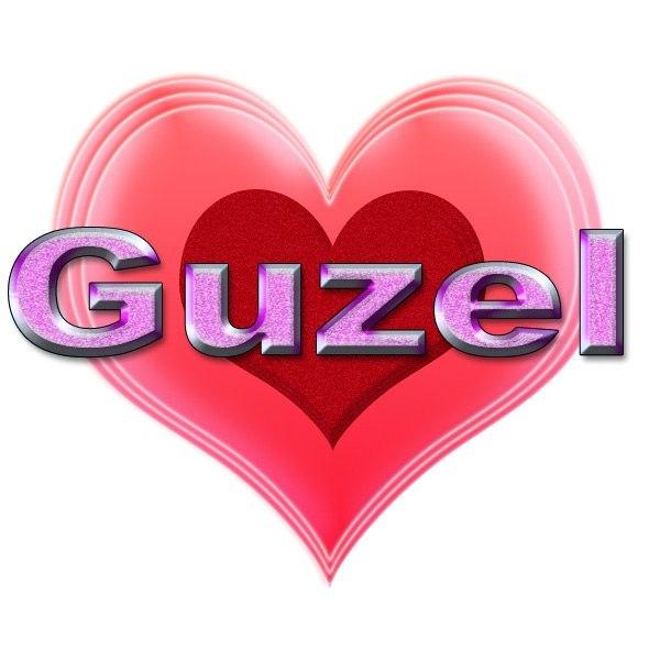 Открытки день, картинка с именем гузель