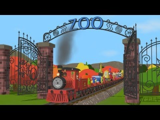 The Alphabet Adventure With Alice and Shawn the Train - DVD is Now Available!