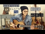 Everybody Wants To Rule The World - Tears For Fears Cover
