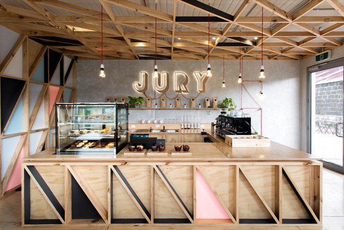 interior decoration jury cafe trusted professionals biosol australian design studio updated space turned out quite friendly and pleasant
