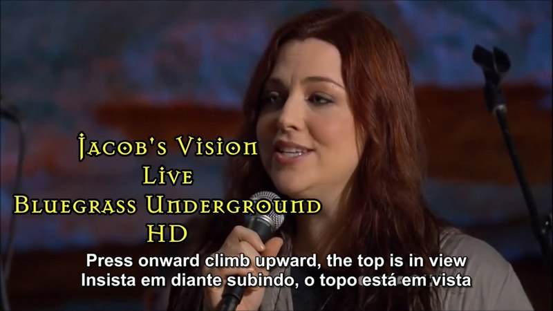 Amy Lee - Jacob's Visions (Feat. Dave Eggar) (Live Bluegrass Underground HD)