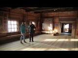 Зимние Кижи в сюжете канала «Телепутешествия»