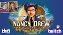 Nancy Drew The Shattered Medallion Day One Twitch HeR Interactive