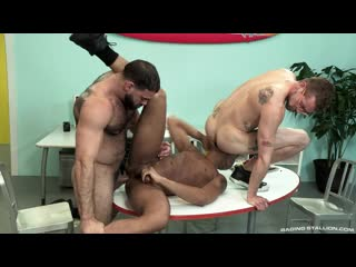 Ricky larkin with trent king and jay austin