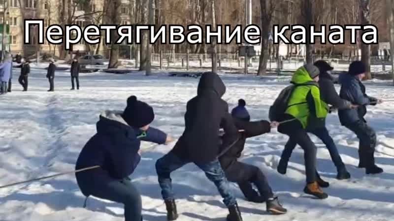 Масленица 2019 Школа №51 г Липецк