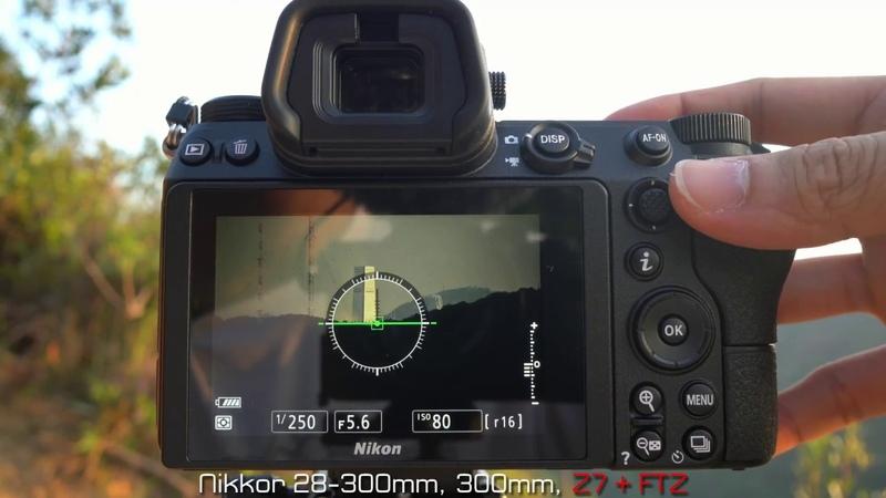 【Gear Test】Nikon Z7 Focus speed test Z7 對焦速度測試