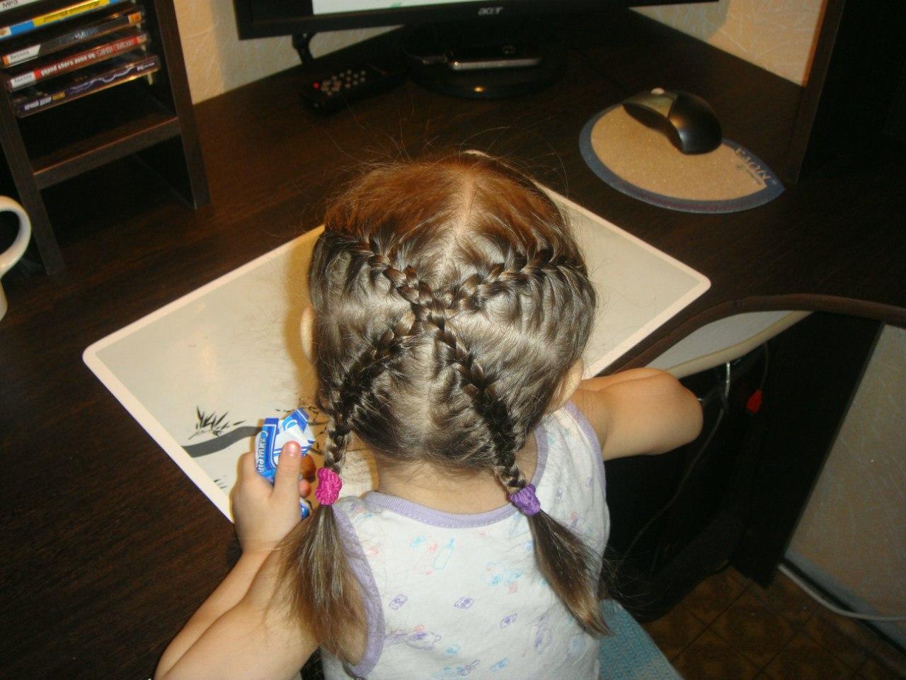 Как накрутить волосы ребенку: быстро и красиво