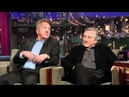 David Letterman -_- Robert Deniro Dustin Hoffman - Part 1 - 2010.12.17