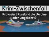 Krim-Zwischenfall provoziert Russland die Ukraine oder umgekehrt