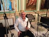 Анастас Симонян, музыкант армянский дудук