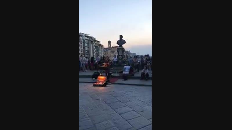 Claudio Spadi- Флоренция- Ponte Vecchio_May 26 2018