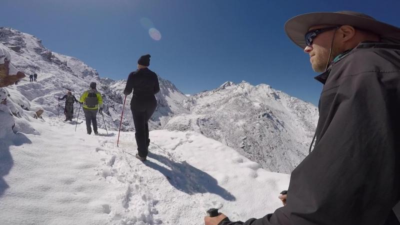 Ножки болят? Так это не прогулка по японскому садику... :) Поход в Непал (Langtang) 4600. О походе через 3 недели - yoda