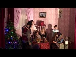 """Рождественский утренник - Мариуполь Церковь """"Дом Евангелия"""" 29 г.  Видеосъемка Андрей Барабаш."""