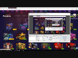 [OneAlex] ForceDrop без подкрутки , смотрим что дал сайт нам