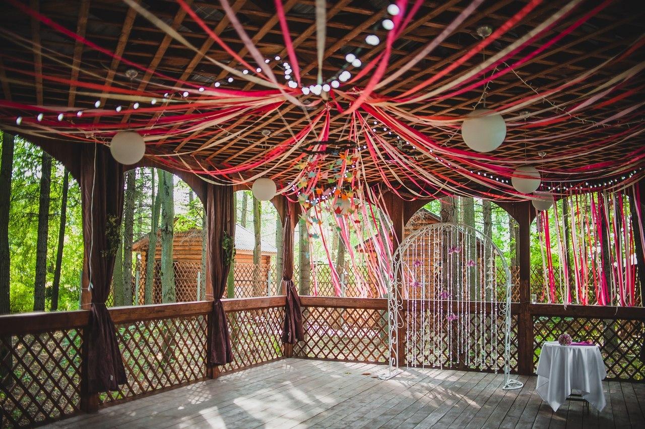 Как самой сделай арку на свадьбу 46