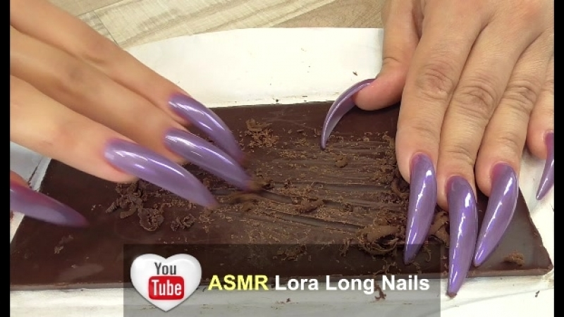 Царапаю шоколадку | Scratching chocolate