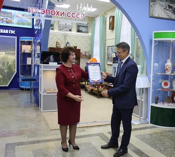 В краеведческом музее Усть-Илимска открылась композиция «История Усть-Илимской ГЭС»