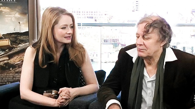 Miranda Otto Barry Otto 'South Solitary' interview In Cinemas July 29 2010
