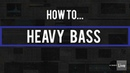 How to make your Bass sound Fat Ableton / Techno Tech House