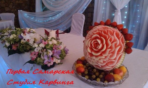 Центр кулинарного мастерства Карвинг Самара проводит мастер-класс по карвингу по адресу Садовая 278....