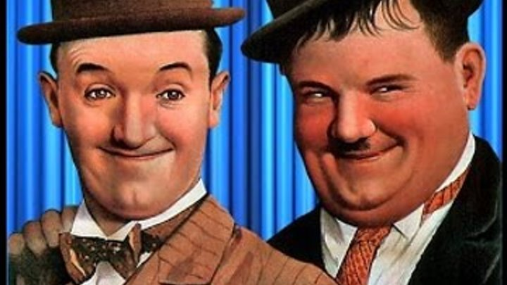 Laurel and Hardy - Pack Up Your Troubles (1932)
