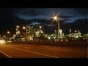 高雄林園石化工業區夜景 2017/06/30