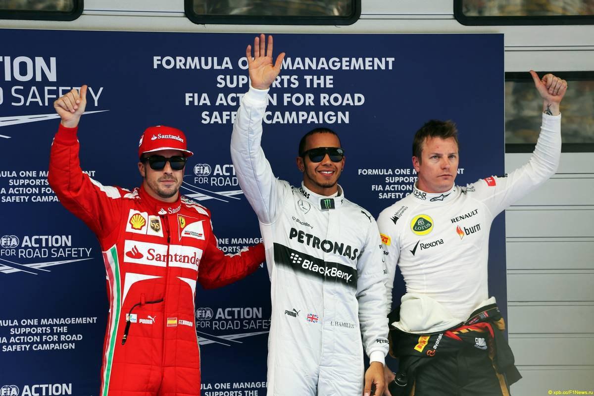 Гран При Китая 2013: Первый поул-позишн для Mercedes