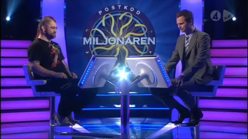 Postkodmiljonären (2009) Erik Billing (Part 1)