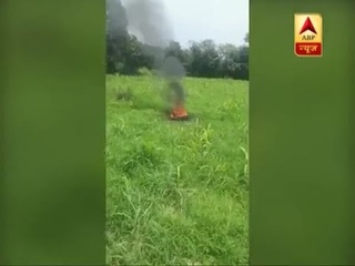 MiG-21 Indian Aircraft Coming From Pathankot Crashes in Himachal Pradesh's Kangra District