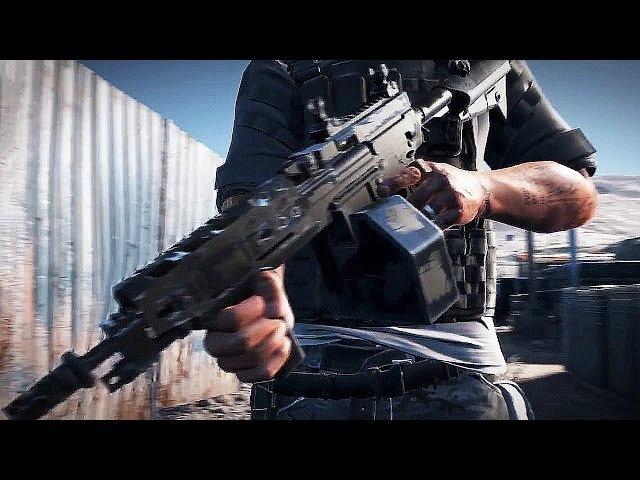 GHOST RECON WILDLANDS Gameplay Trailer (E3 2016)