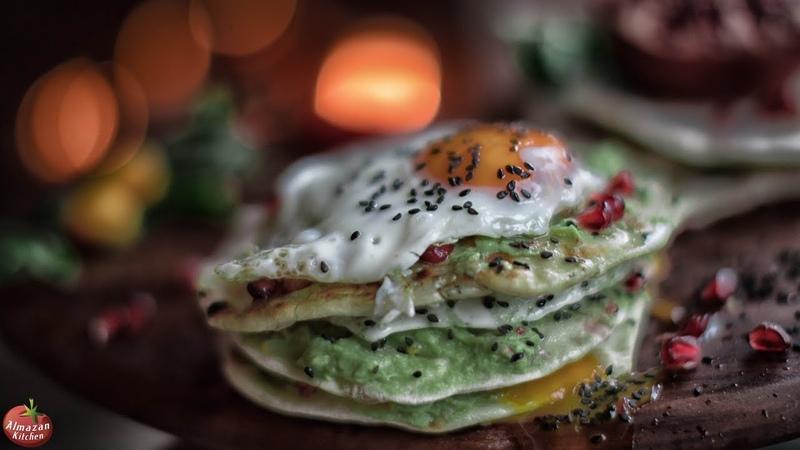 Best Toast Egg Guacamole - EPIC FOOD!