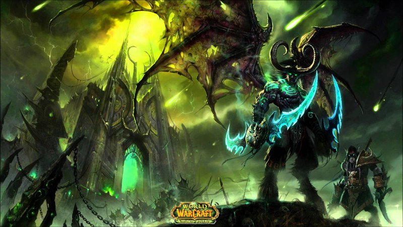 WoW The Burning Crusade - Last Stand of the Blood Elves