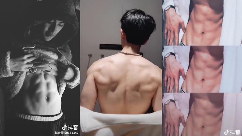 TikTok China | Cảnh Báo Mất Máu Với Dàn Trai Body 6 Múi | Boys ABS [Douyin/055]