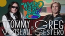 Tommy Wiseau Greg Sestero - What's in My Bag?